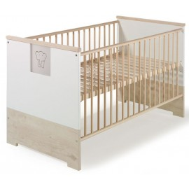 Бебешко легло конвертируем в детско Слонче