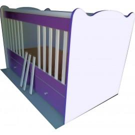 Бебешко легло Vigon 140