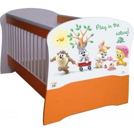 Бебешко легло конвертируем в детско BLT 4 ПДЧ или МДФ