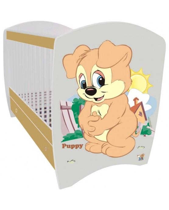 Бебешко креватче Puppy