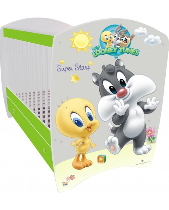 Бебешко креватче Baby Sylvester & Tweety