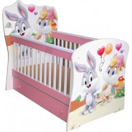 Бебешко креват люлка Baby Looney Tunes