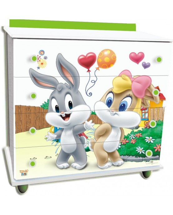Скрин с герой от Baby Looney Tunes от ЛПДЧ