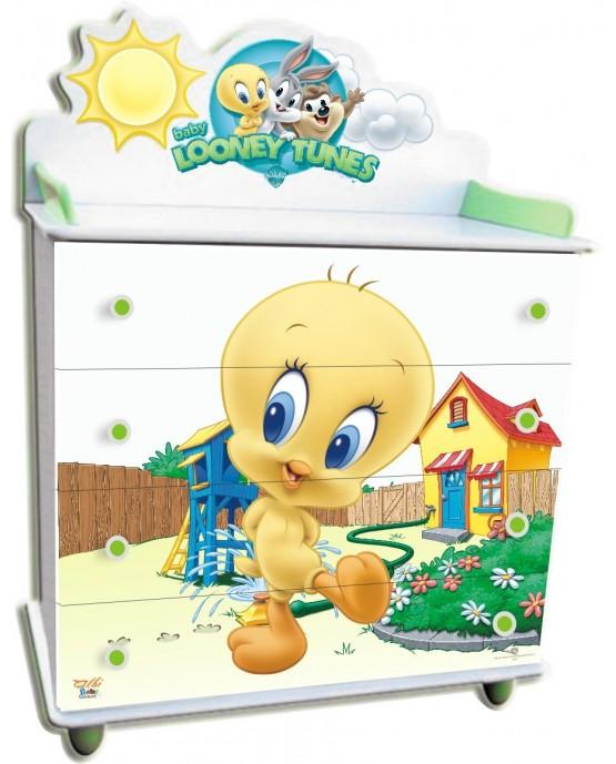 Скрин с герой на Baby Looney Tunes от лакиран МДФ