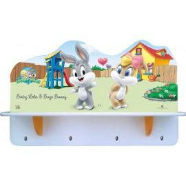 Етажерка Baby Lola & Bugs Bunny