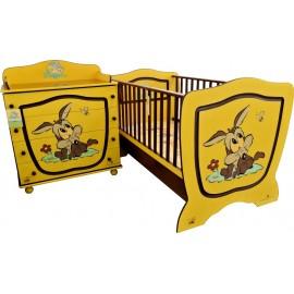 Мебели за бебешка стая baby Wilie Coyote