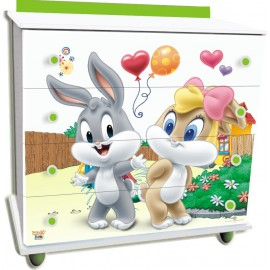 Скрин Baby Lola & Bugs Bunny Пдч или Мдф