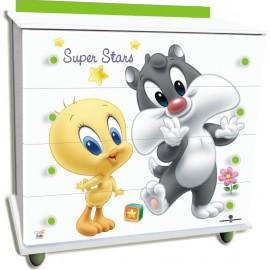 Скрин Baby Sylvester & Tweety Пдч или Мдф