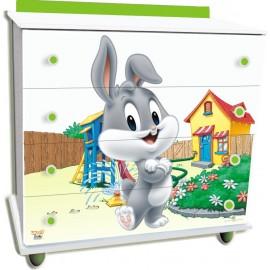 Скрин Baby Bugs Bunny Пдч или Мдф