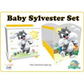 мебели за бебешка стая model 210