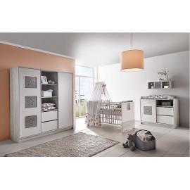 Мебели за бебешка стая ЗВЕЗДА