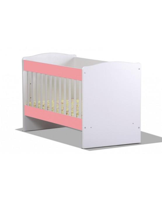 Бебешко легло Rodos pink