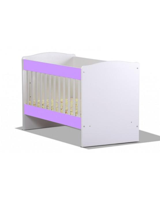 Бебешко легло Rodos purple
