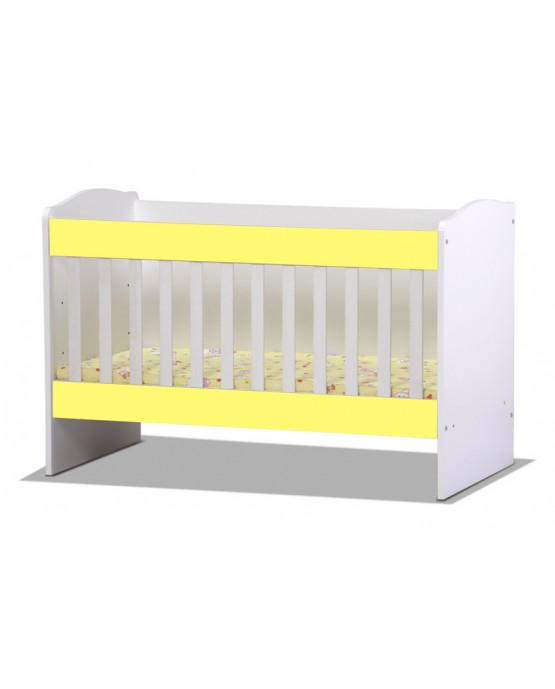 Бебешко легло Rodos yellow