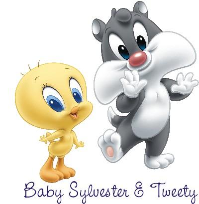Baby Sylvester & Tweety 001